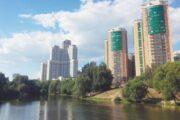 Названы самые экологические чистые и грязные районы Москвы