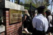 США затянули с возвращением дипломатической собственности России: Политика: Мир: Lenta.ru