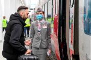 Названы бюджетные направления для путешествий на поезде по России в июле: Путешествия: Моя страна: Lenta.ru