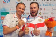 Алтайский спортсмен стал призером Кубка мира по пулевой и стендовой стрельбе: Люди: Моя страна: Lenta.ru