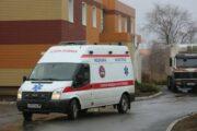 В России выявили 20 393 новых случая COVID-19