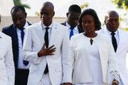 Смерть жены убитого президента Гаити опровергли: Политика: Мир: Lenta.ru
