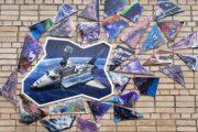 Дети из реабилитационных центров Приморья создали арт-объекты на тему космоса: Люди: Моя страна: Lenta.ru