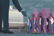 Точечные локдауны: больные выживут, а бизнес?