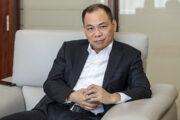 Миллиардер из Вьетнама бросил вызов Илону Маску: Бизнес: Экономика: Lenta.ru