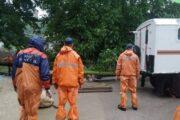 В Крыму сообщили о снижении уровня воды в реках Бахчисарайского района