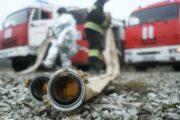 В центре Ростова-на-Дону локализовали пожар в доме
