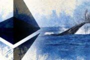Ethereum-киты аккумулируют монеты в своих кошельках