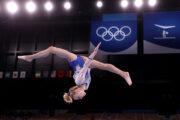 Российские гимнастки завоевали золото вкомандном многоборье наОлимпиаде