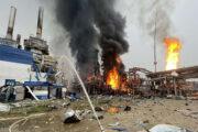 «Газпром» впервые оценил последствия от взрыва на заводе: Бизнес: Экономика: Lenta.ru