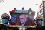 Раскрыты подробности убийства иранского физика-ядерщика израильской разведкой: Политика: Мир: Lenta.ru