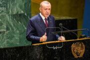 Эрдоган вновь отказался признавать Крым российским