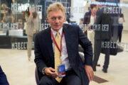 В Кремле рассказали о заболевших COVID-19 в окружении Путина: Политика: Россия: Lenta.ru