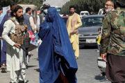 Талибы применили слезоточивый газ против женщин: Общество: Мир: Lenta.ru