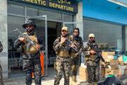 Политолог назвал причину победы «Талибана» в Афганистане: Политика: Мир: Lenta.ru
