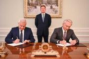 «Лукойл» и «Газпром нефть» разработают крупный нефтегазовый кластер в ЯНАО: Бизнес: Экономика: Lenta.ru