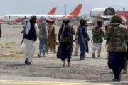 Названы сроки открытия аэропорта Кабула для гражданских рейсов: Политика: Мир: Lenta.ru